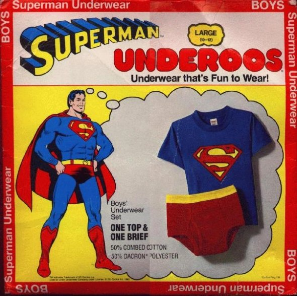underoos Alas, Underoos are no more. But never fear–your Modern Kiddo gals are here ...