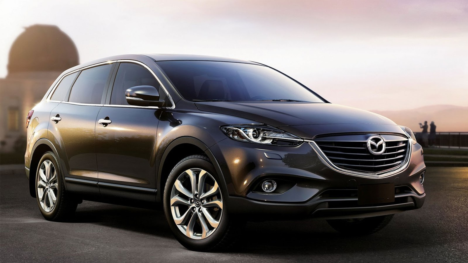The Best Of Cars The Mazda Cx 9