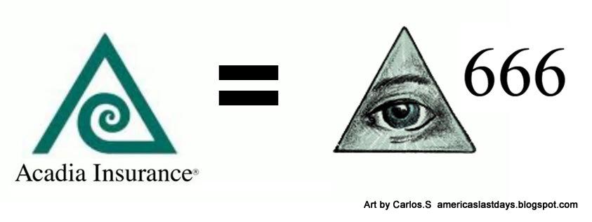 Prophecy Hidden Symbols In Corporate Logos Of 666 Cambraza