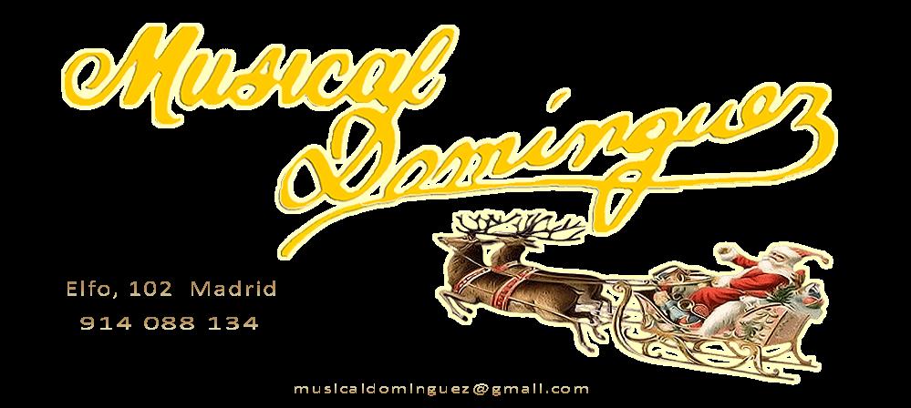 Musical Domínguez