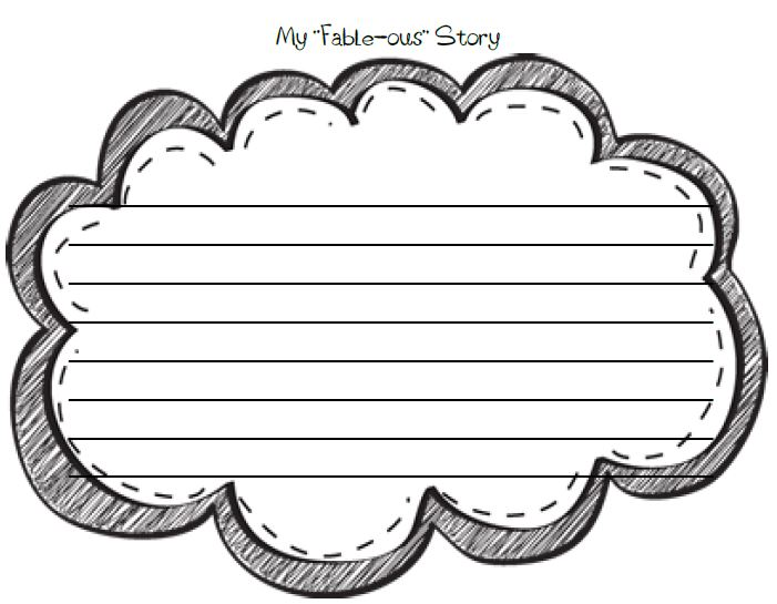how to write a fable template