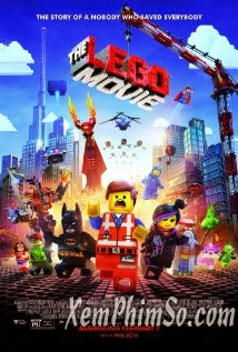 Bộ Phim Lego - The Lego Movie