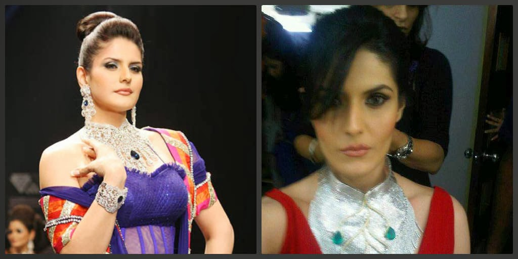 Weight loss zarine khan ccuart Image collections