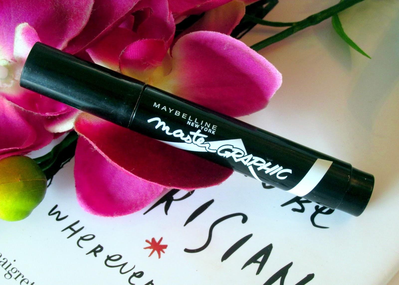 Maybelline Master Graphic Eyeliner