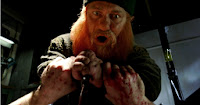 Gerard Butler leprechaun in Movie 43