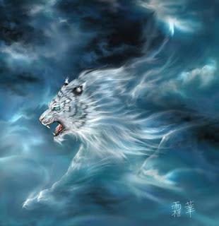 Legenda Hewan Penjaga Mata Angin