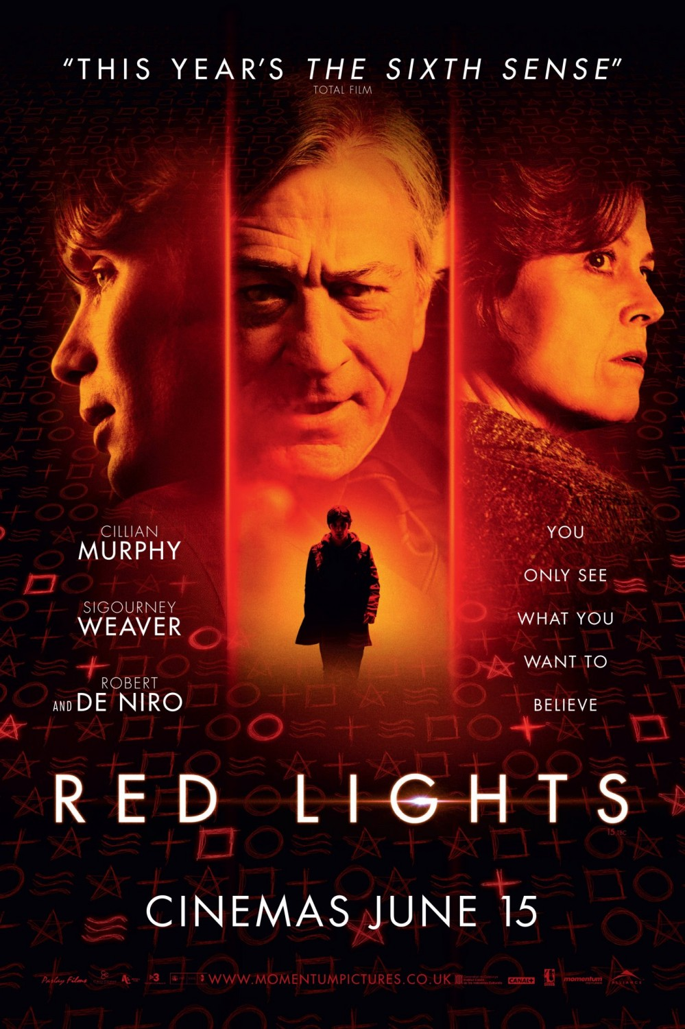 Red Lights (Luces rojas) (2012)
