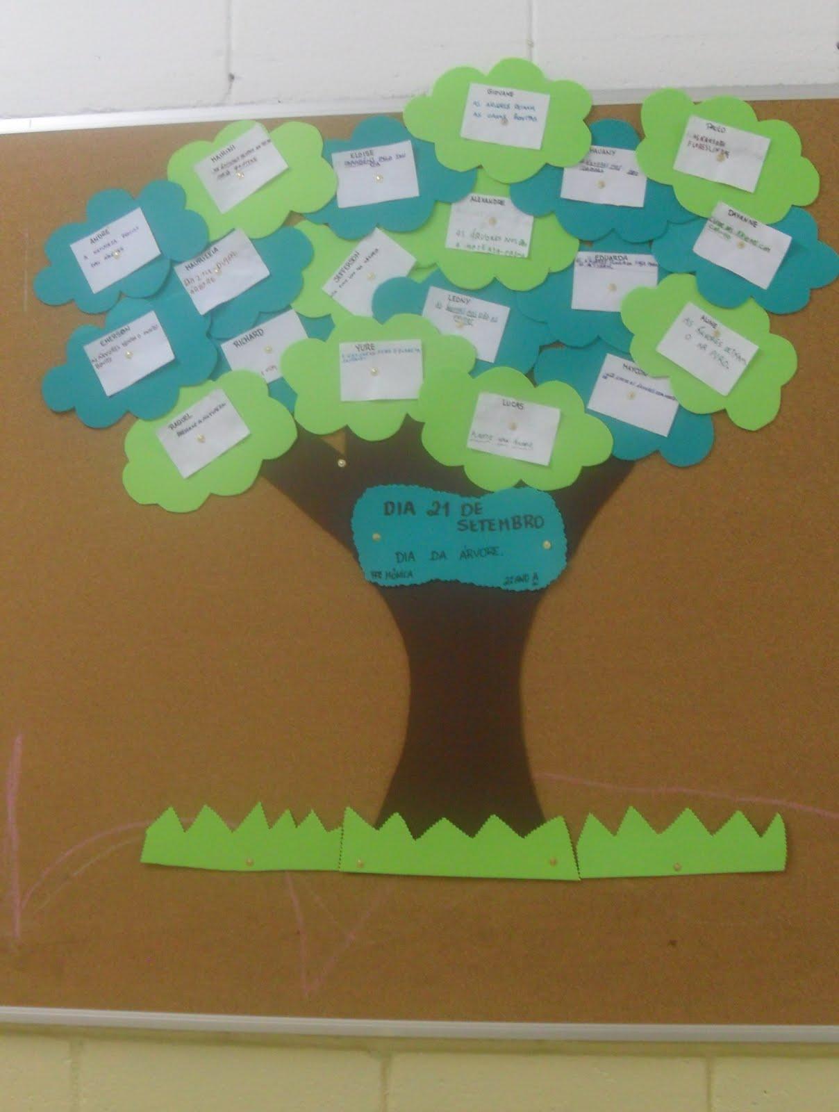 No Dia 21 De Setembro Comemora Se O Dia Da árvore Em Diva Do Carmo