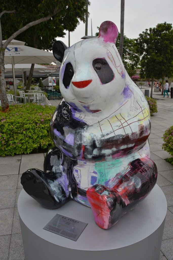 Singapore bear