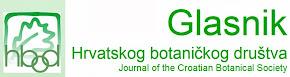 Glasnik Hrvatskog botaničkog društva