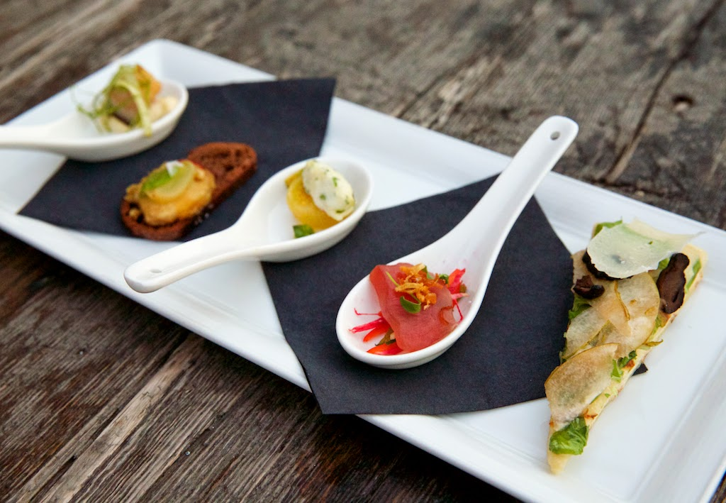 """Appetizers at The Beverley Hotel Toronto  """"Teddy Chau Photography"""""""