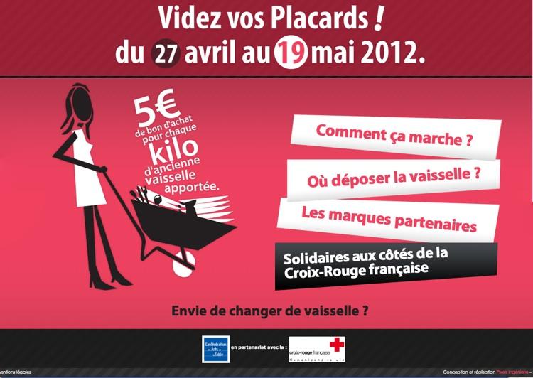 Ange 39 s blog op ration videz vos placards par la - Confederation des arts de la table ...