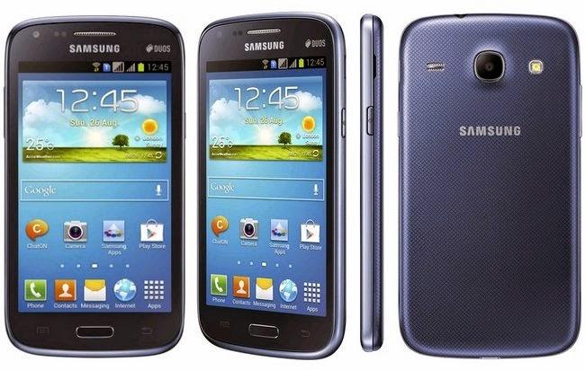Spesifikasi Samsung Galaxy Core GT i8262