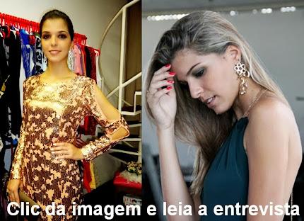 Gabriela Bonfim é eleita a nova Miss Paraíba Latina 2014