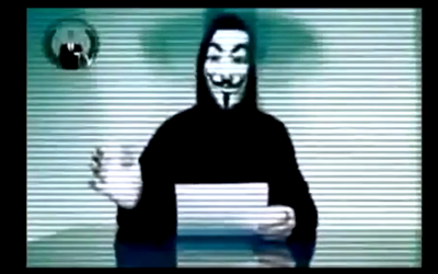 Gambar-gambar Hacker Anonymous Terbaru