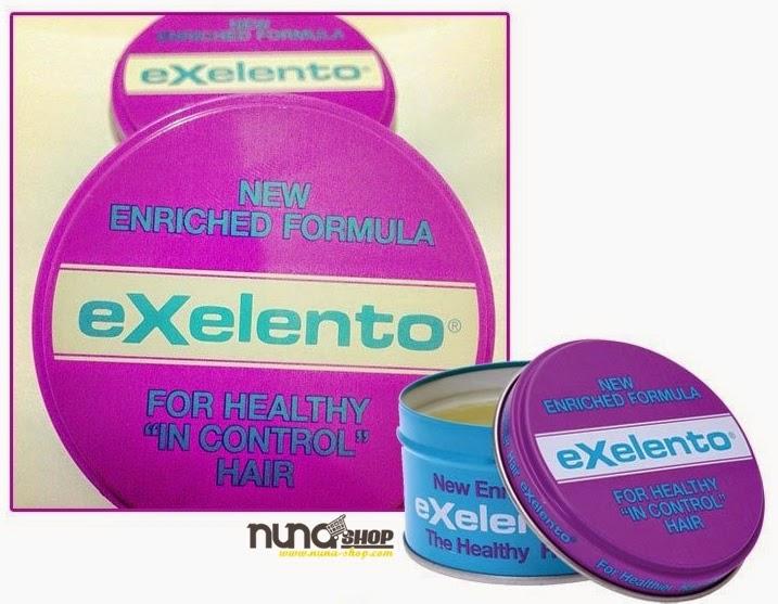 Pomade Murrays Hair Styling atau Minyak Rambut Exelento