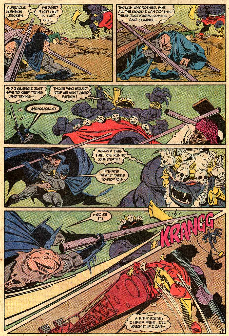 Detective Comics (1937) Issue #603 Page 12