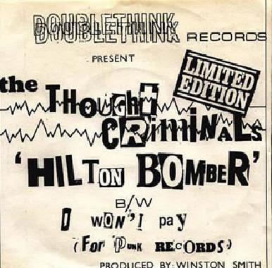 Thought Criminals-Hilton Bomber 7\
