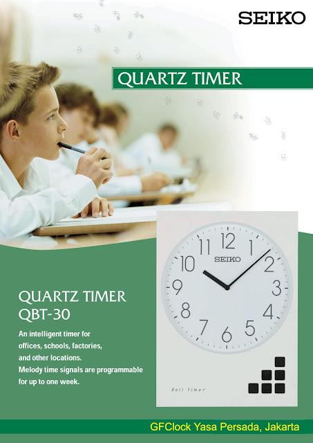 SEIKO Timer QBT-30
