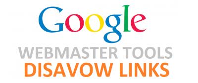 Google Disavow Links Tool
