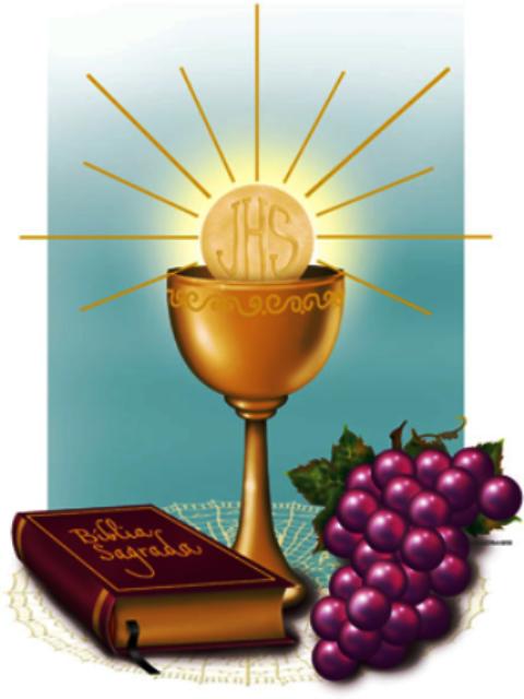 Adora al Santísimo en Cardel: ¡La Santísima Eucaristía, el Gran ...