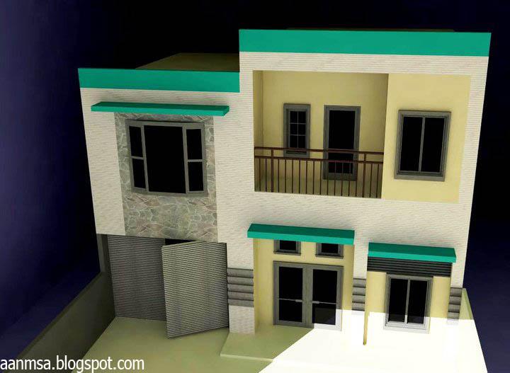 desain rumah 3 dimensi pake google sketchup berbagi ilmu