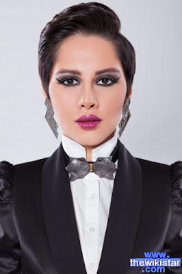 الممثلة المصرية ياسمين رئيس Yasmin Raeis