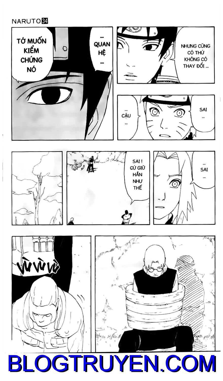 Naruto chap 304 Trang 9 - Mangak.info