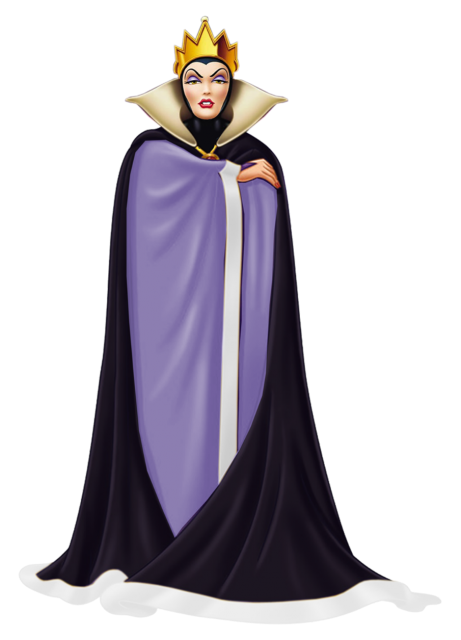 A Very Merry Un-Blog: Evil Queen Clipart
