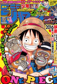 One Piece 809 Mangá Português leitura online