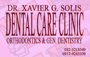 http://www.facebook.com/pages/Dr-Xavier-G-Solis-Dental-Care-Clinic/105456096197001
