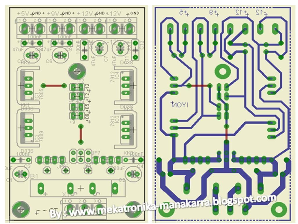 dioda pada generator - 28 images - dioda bridge untuk