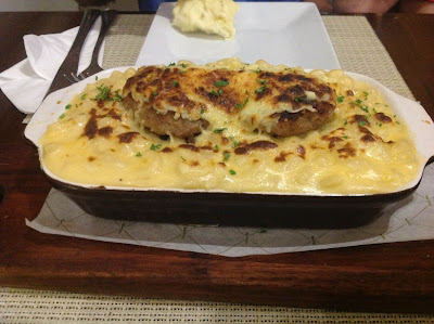 baked mac from cafe sarree