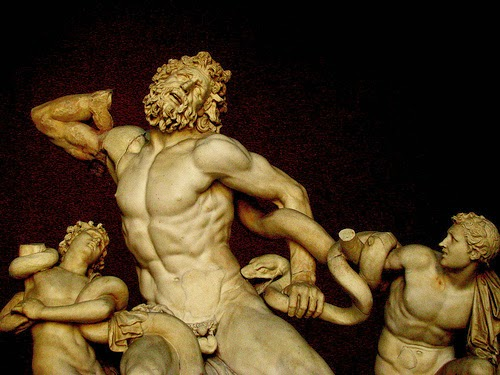A Greek Tragedy.- the Laocone.