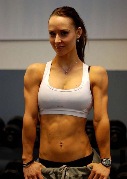 Silje Mariela - Norwegian Fitness Beauty