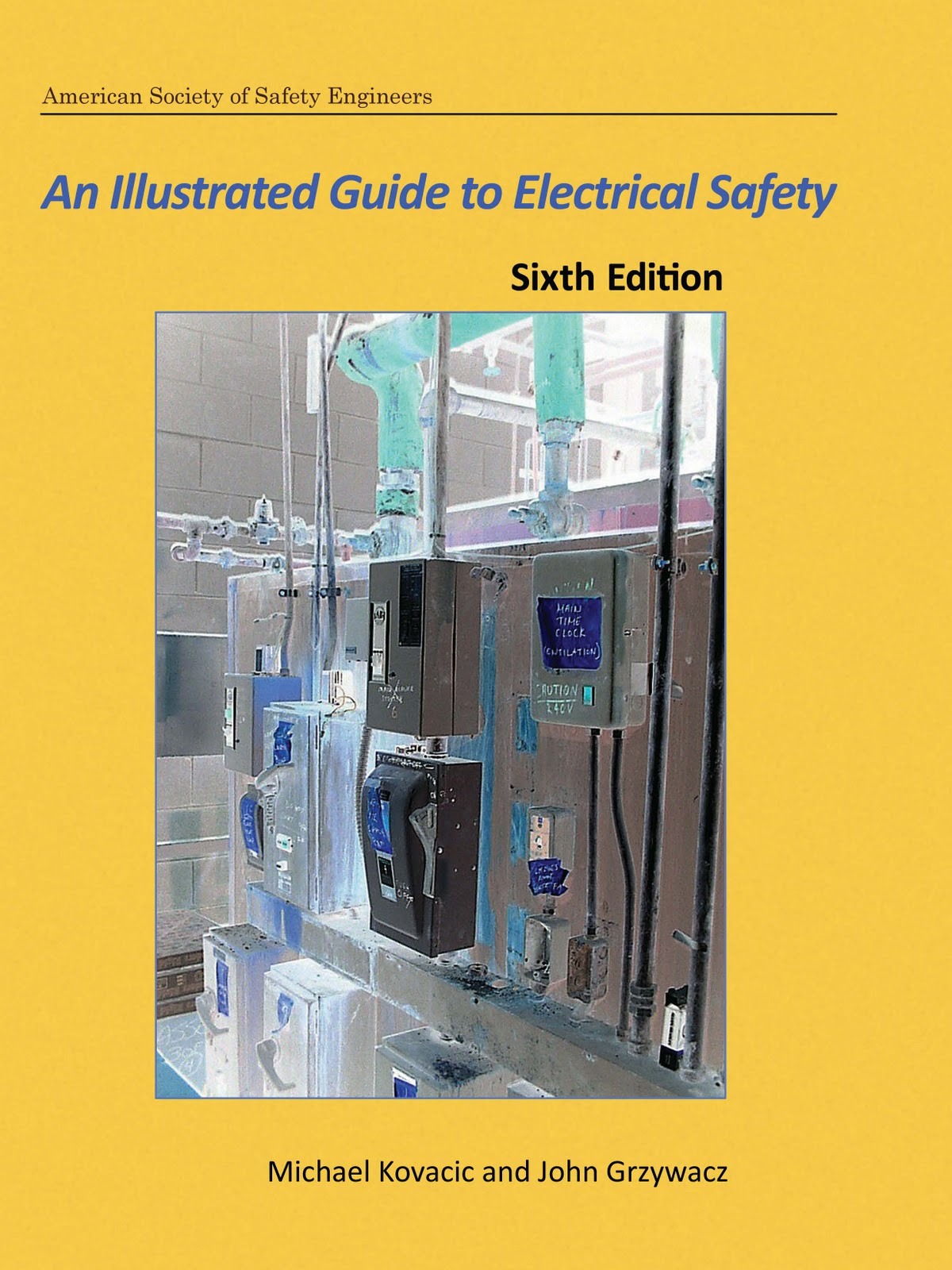 Asse Publishes Updated Guide To Electrical Safety