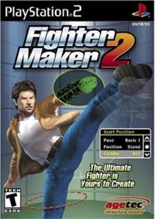 Fighter Maker 2 PS2