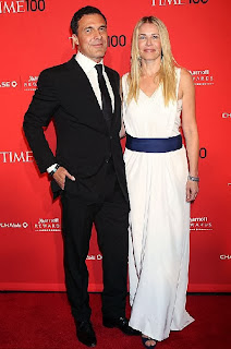 Chelsea Handler and Andre Balazs