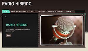 Página Web Radio Híbrido