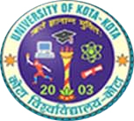 Kota University time table 2013