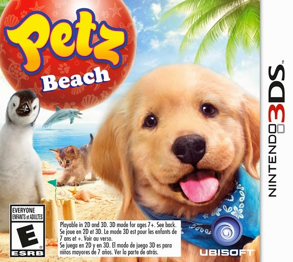 Ubisoft: Petz Beach Game Review