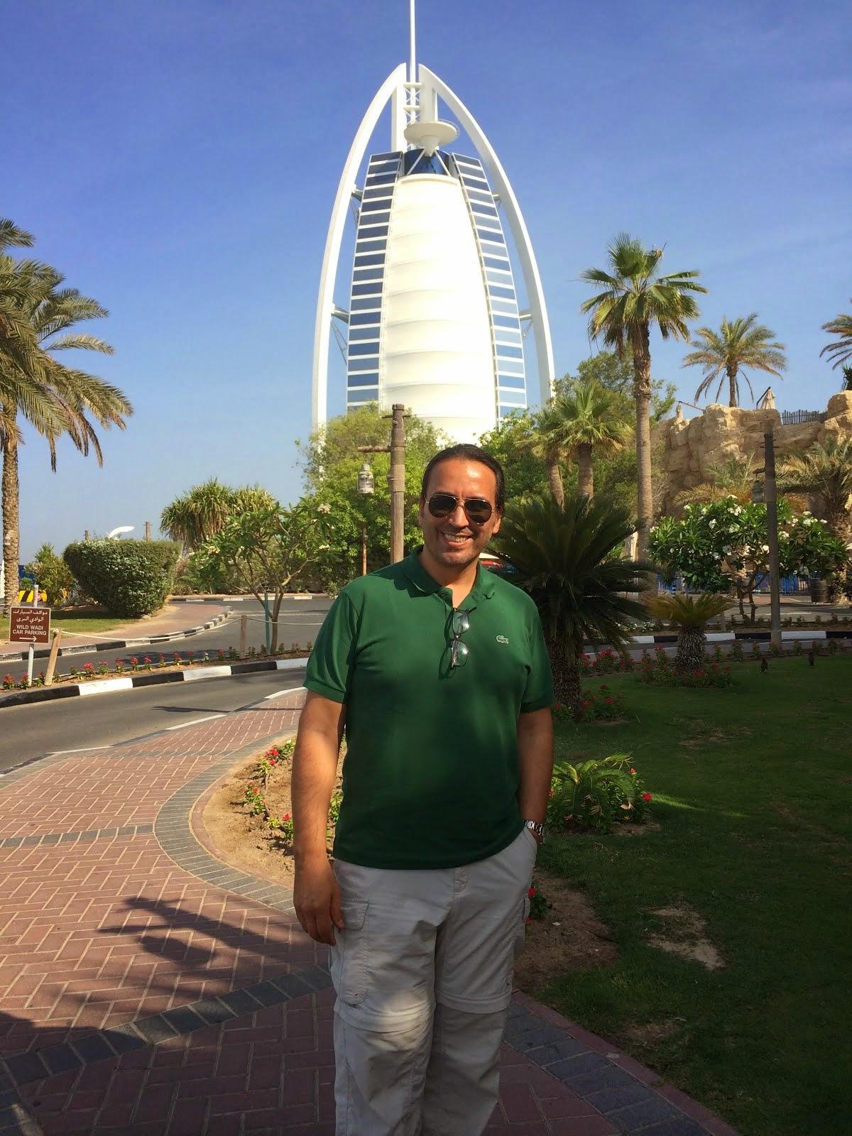 Dubai, Emiratos Árabes 2014