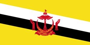 Brunei Sultanlik Bayrak