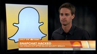 Jutaan Akun Pengguna Diretas, CEO Snapchat Gengsi Minta Maaf