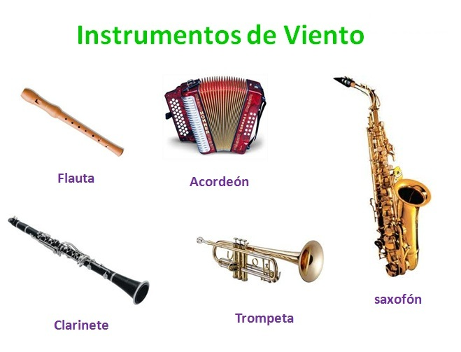 Nombres de los musicales explore instruments pianos and for Vinilos decorativos instrumentos musicales