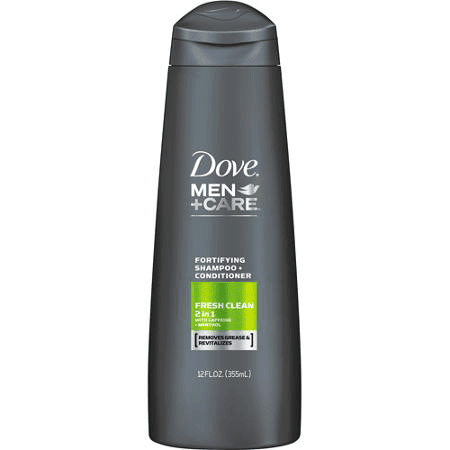 Dove Men plus Care Fresh Clean Fortifying 2 in 1