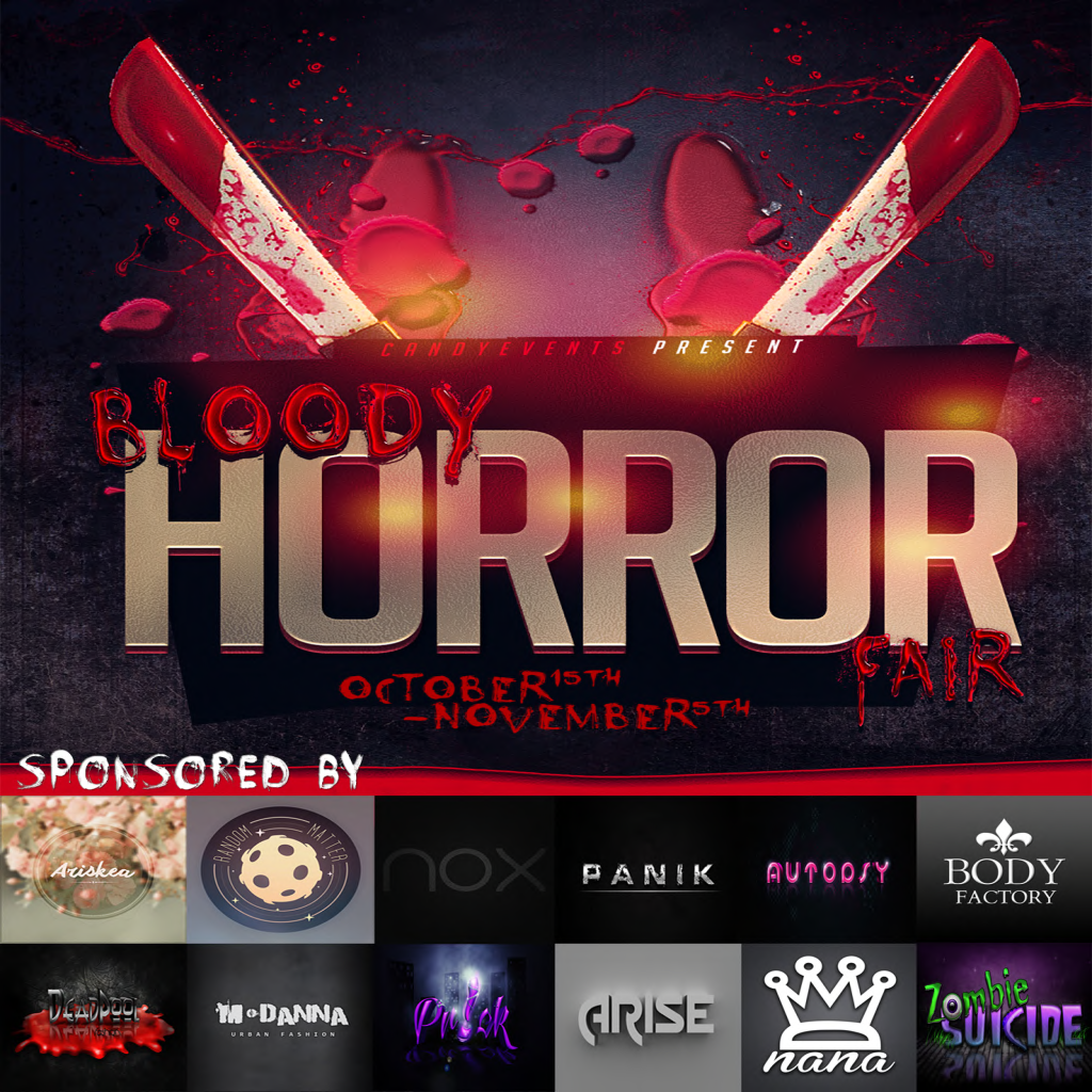 Bloody Horror Fair