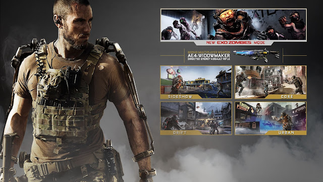 Reckoning el último DLC de Call of Duty: Advanced Warfare
