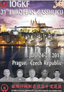 Gasshuku Europeo en Praga