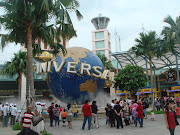 Universal Studios Singapore is 20 hectares (49 acres) in size, occupying the . (dsc )